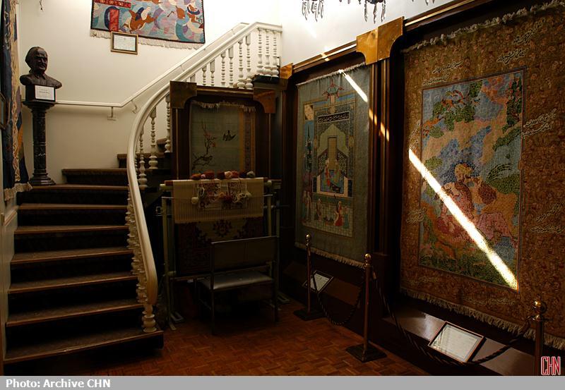 موزه فرش رسام عرب زاده2