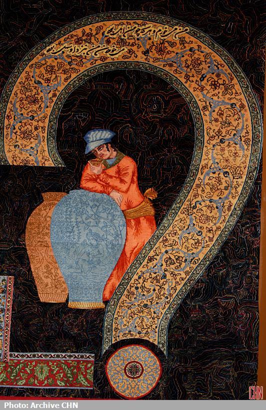 موزه فرش رسام عرب زاده4
