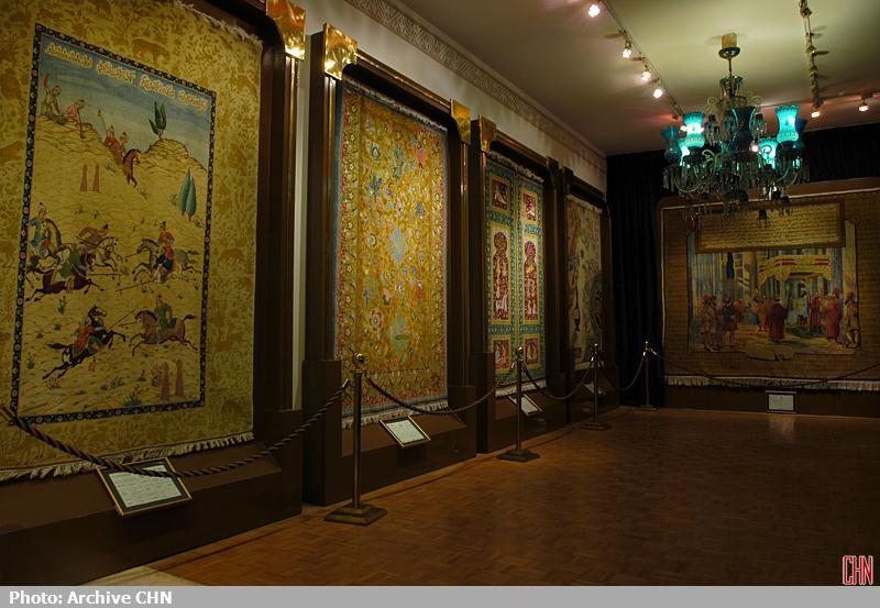 موزه فرش رسام عرب زاده5