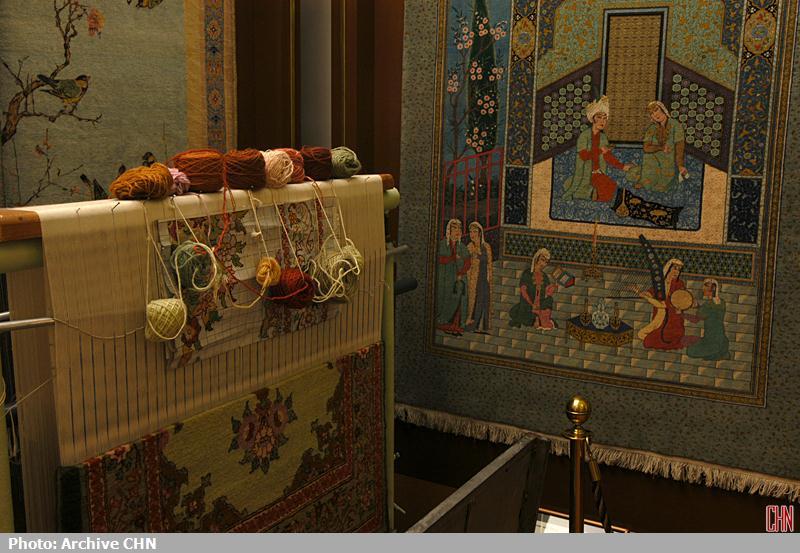 موزه فرش رسام عرب زاده6
