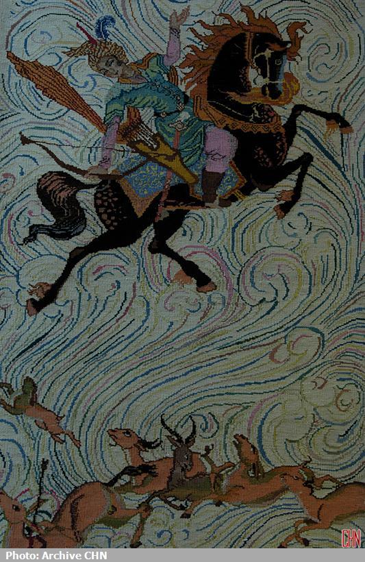 موزه فرش رسام عرب زاده7