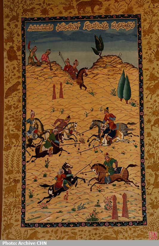 موزه فرش رسام عرب زاده8