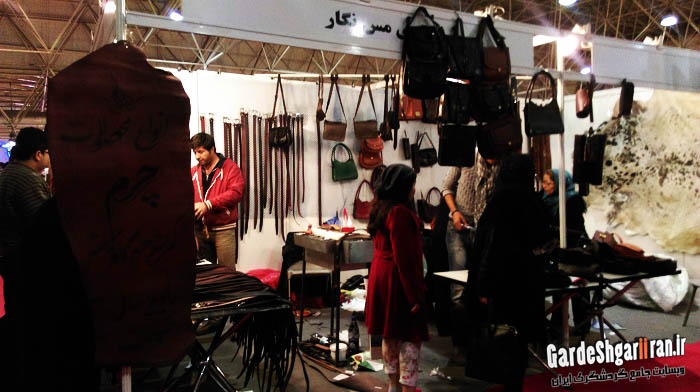 هشتمین نمایشگاه بین المللی گردشگری و صنایع وابسته 20