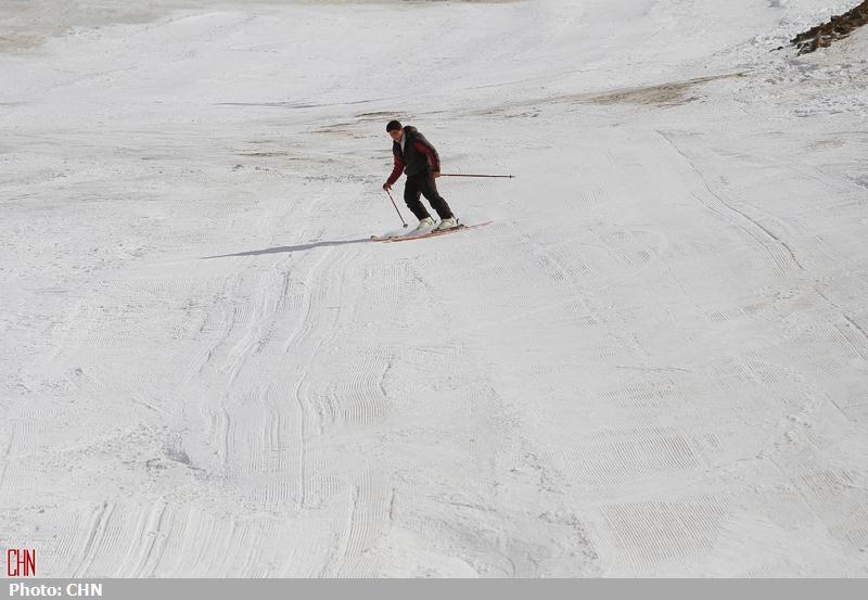 پیست اسکی تاریک دره12