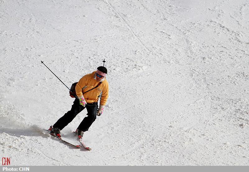 پیست اسکی تاریک دره3