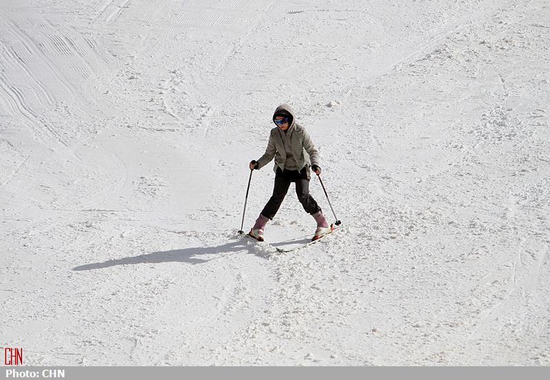 پیست اسکی تاریک دره7