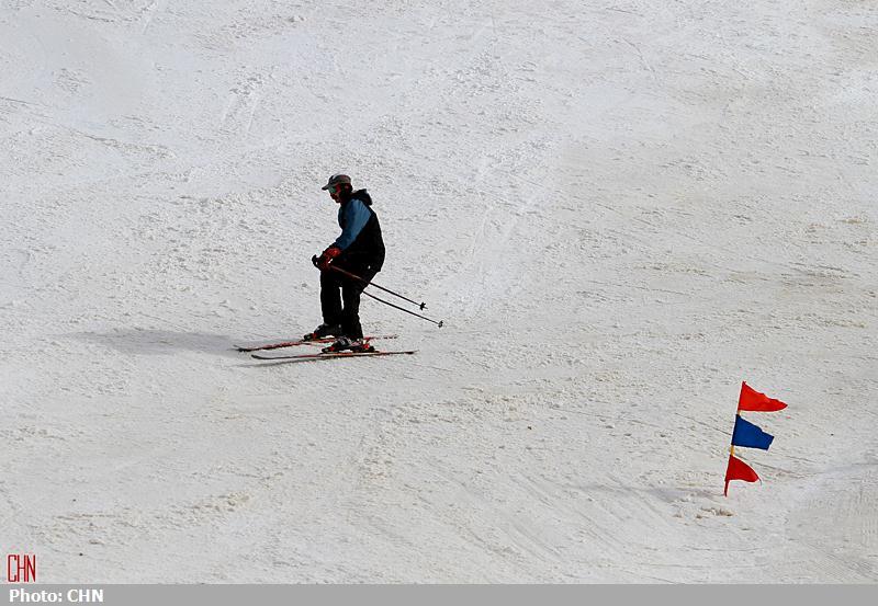 پیست اسکی تاریک دره8