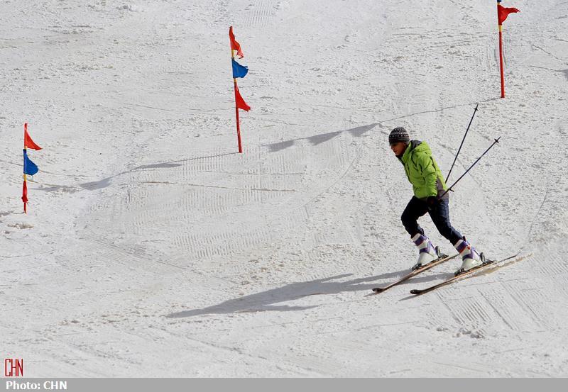 پیست اسکی تاریک دره9