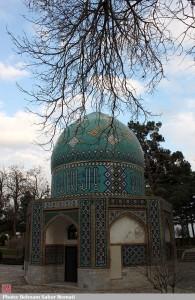 آرامگاه عطار نیشابوری/عکس