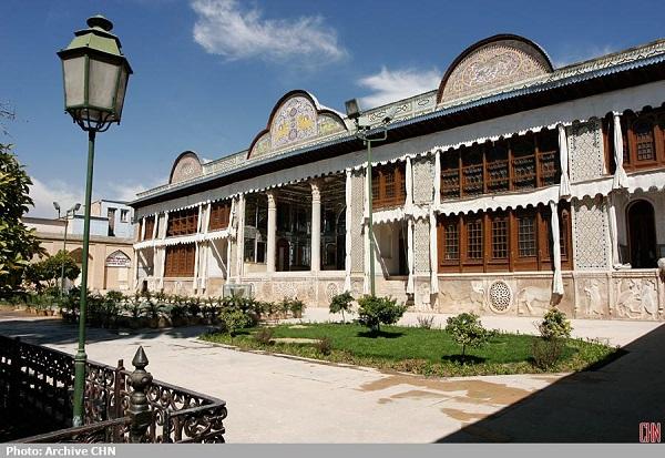 موزه نارنجستان قوام8