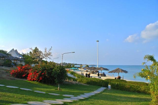 پارک ساحلی مرجان