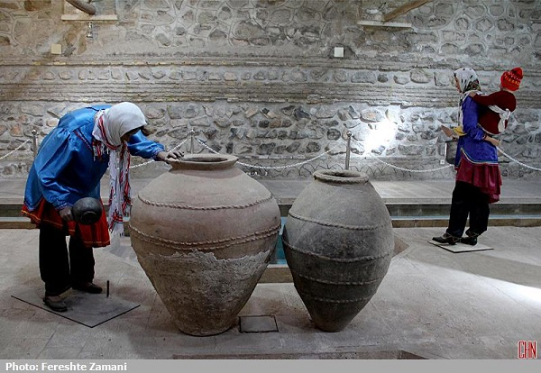 جاذبههای شهر زنجان17