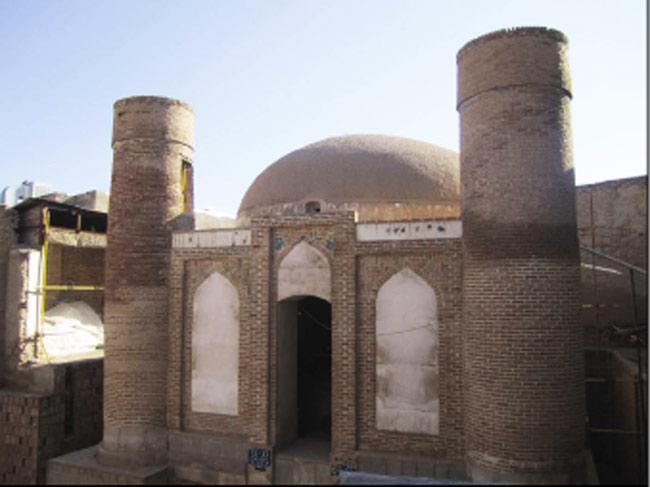 امامزاده علی بن مجاهد (ع) تبریز
