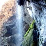 آبشار ارتکند، کلات