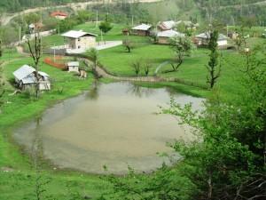 تصاویر جذاب از روستای استخرگاه / رودبار