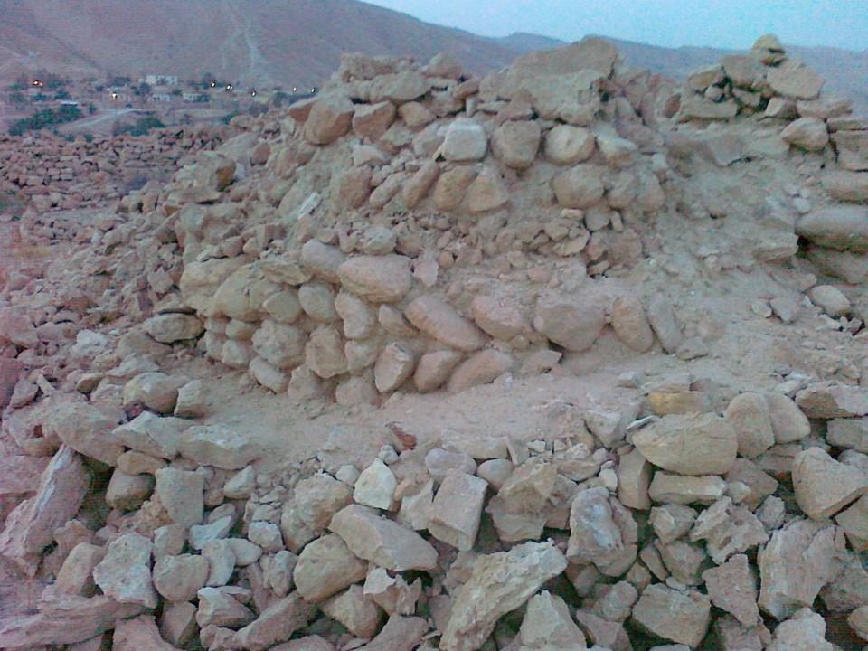 قلعه قنبر چهارشنبه، روستای بناب