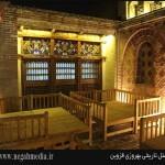 خانه و هتل تاریخی بهروزی قزوین