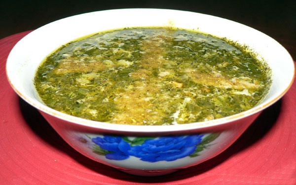 قروتو (غذای بجنوردی)