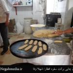 نان چایی زنجانی
