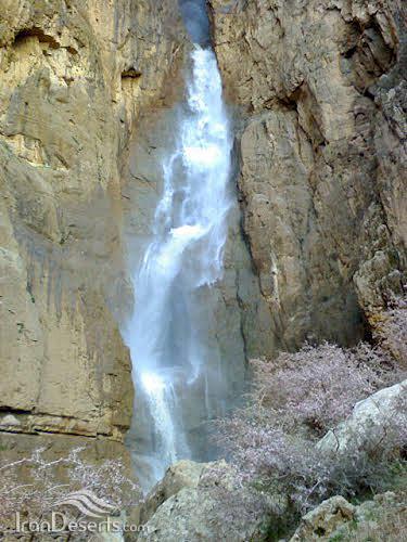 آبشار میلان بابا احمدی لردگان