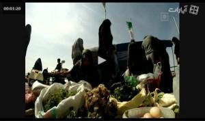 ویدیو گشتی در جمعه بازار جویبار
