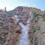 آبشار سنگسر، مهدیشهر