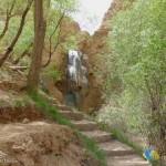 آبشار شاه دره، آوج