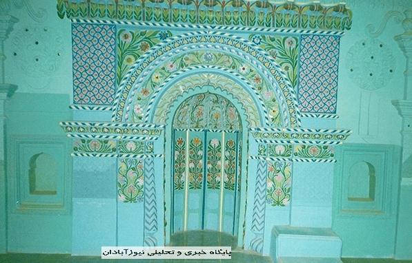 گالری عکس مسجد رنگونی های آبادان