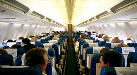 نکاتی درباره سفر طولانی با هواپیما