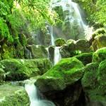 آبشارهای کوه سر، تنکابن