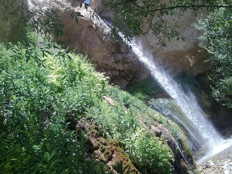 آبشار روستای کمار سفلی1