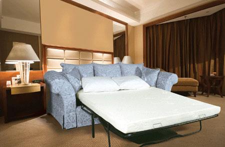 آشنایی با انواع تخت در هتل ها 1