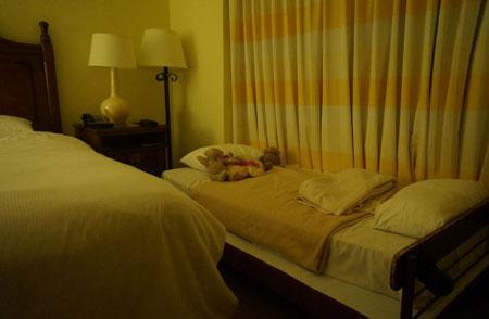 آشنایی با انواع تخت در هتل ها 3