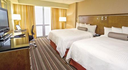آشنایی با انواع تخت در هتل ها 9