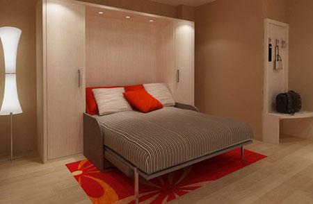 آشنایی با انواع تخت در هتل ها
