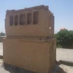بادگیر شهرستان فیروزه / روستای همت آباد زمانی
