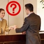 پرسش های مهم هنگام استقرار در هتل