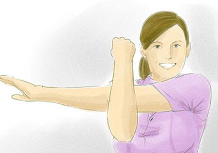 چگونه در پرواز تمرین تناسب اندام داشته باشیم؟ 4