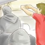 چگونه در پرواز تمرین تناسب اندام داشته باشیم؟