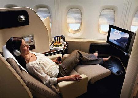 کلاس های پروازی IATA class codes