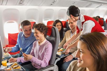 کلاس های پروازی IATA class codes2