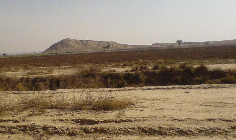 تپه های باستانی چغامیش دزفول