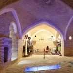 موزه مردم شناسی (حمام کرناسیون) دزفول