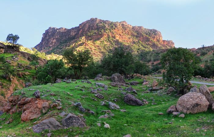 کوه سگریون دزفول