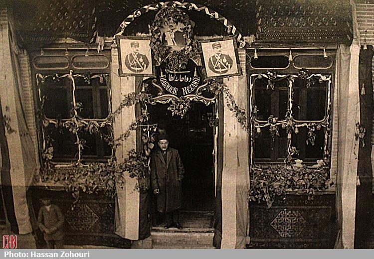 دواخانه نظامی، نخستین داروخانه تهران/ عکس