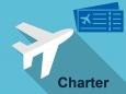 انواع چارتر در هواپیما