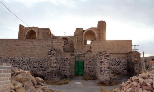مسجدجامع افین