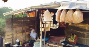نان محلی2