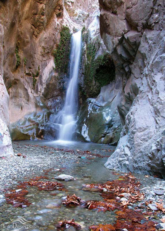 آبشار دره گلم دخترکش، دلفارد