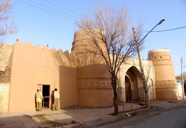 حصار قدیم رفسنجان